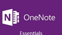 OneNote 2013 Essentials Online course