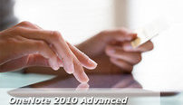 OneNote 2010 Advanced  Online Short Course